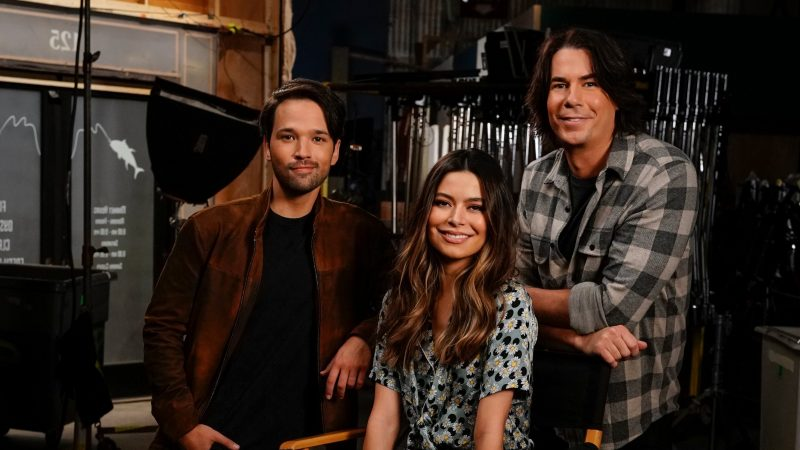 Paramount+'s iCarly Revival Officially Begins Production