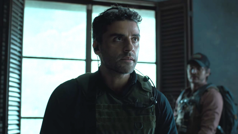 Moon Knight Video Previews Oscar Isaac Training For the MCU Series