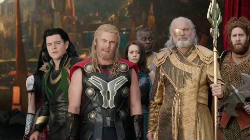 Thor: Love and Thunder Set Photos Reveal Another All-Star Asgardian Play
