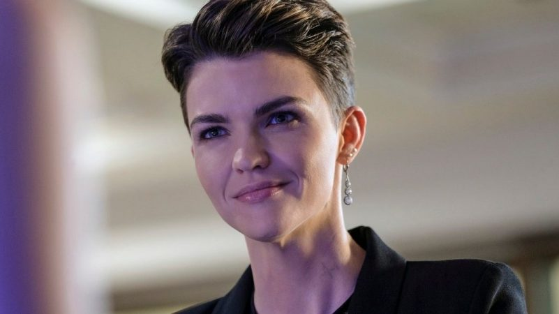 Batwoman: Ruby Rose Comments on Kate Kane Recasting