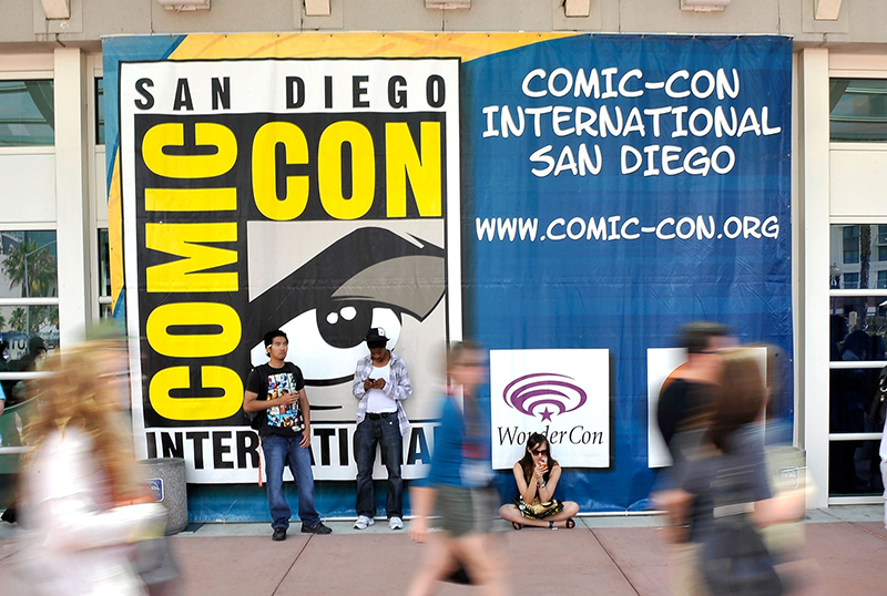 San Diego Comic-Con postponed and will go virtual again with Comic-Con @ Home