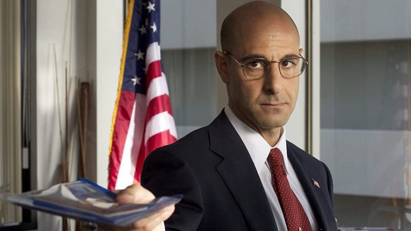 Citadel: Stanley Tucci Joins The Russo Brothers' New Amazon Spy Series