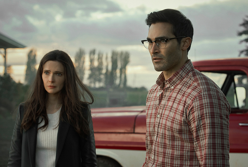 Superman & Lois Renewed for a Second Season at The CW