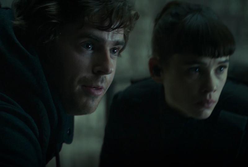 Exclusive The Vault Clip Starring Freddie Highmore in the Action Thriller