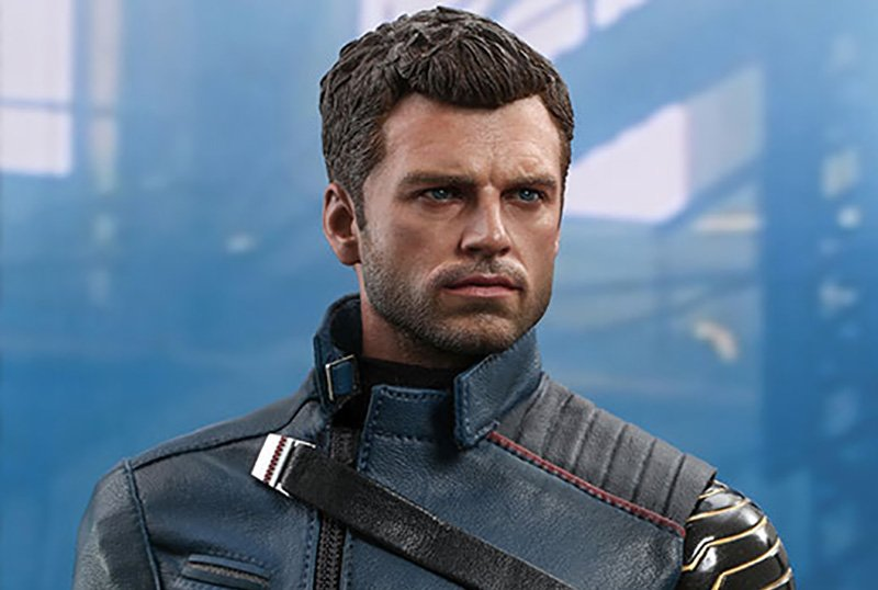 Hot Toys Unveils Winter Soldier Figure Based on Disney+ Series!