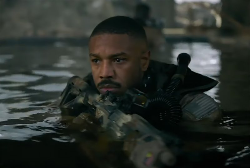 Without Remorse Trailer: Michael B. Jordan Stars in Amazon's Tom Clancy Adaptation