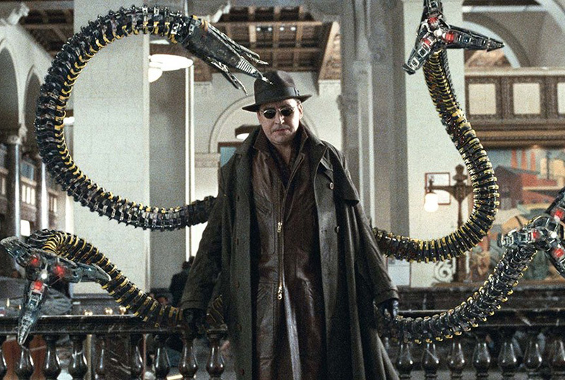 Alfred Molina Opens Up About Doc Ock's Return in Spider-Man: No Way Home