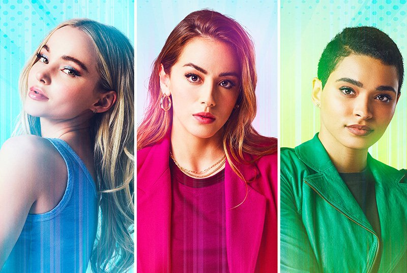 Bennet, Cameron & Perrault are The Powerpuff Girls in First-Look Photo