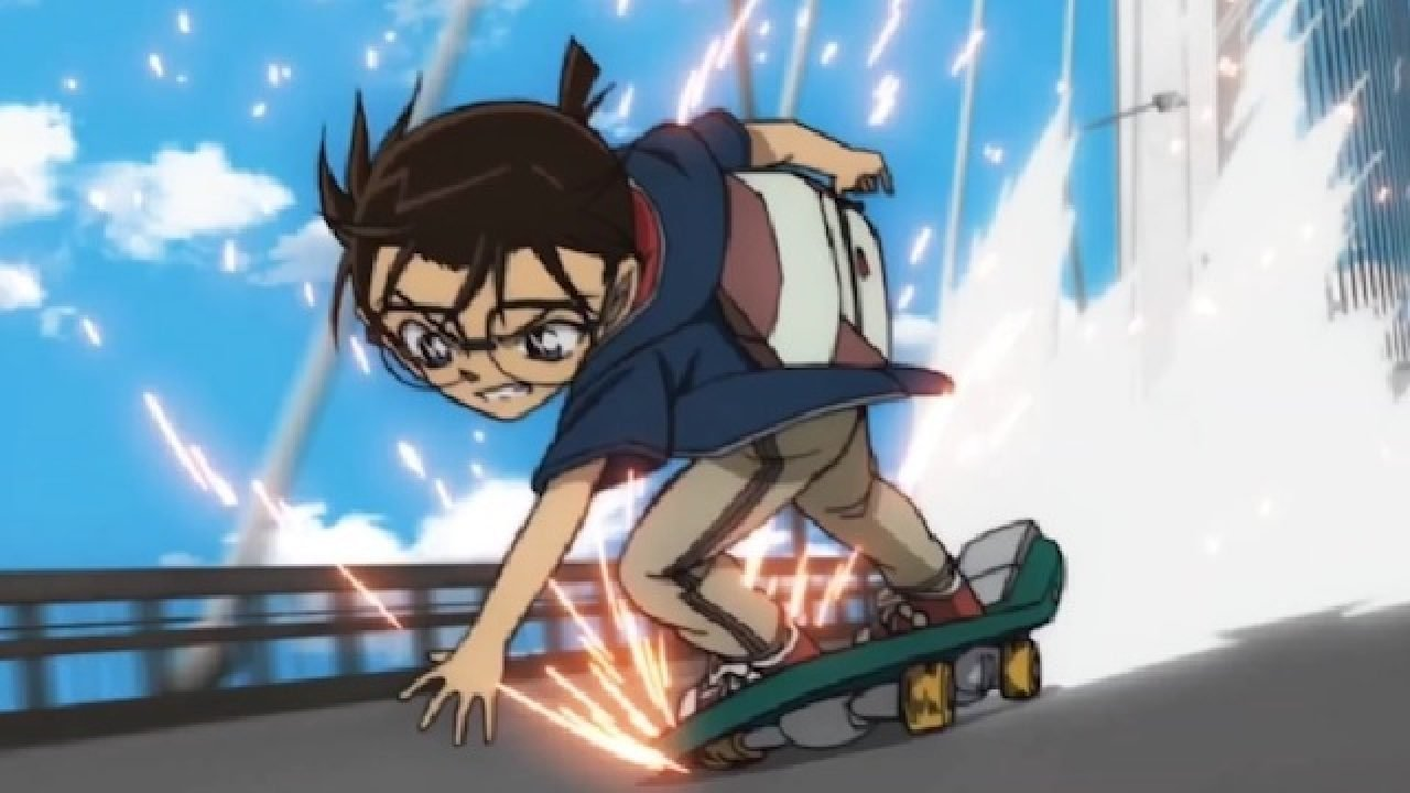 Imax Update Detective Conan The Scarlet Bullet Opens Strong In Japan