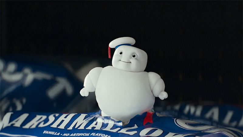 First Ghostbusters: Afterlife Clip Features the Return of Stay Puft