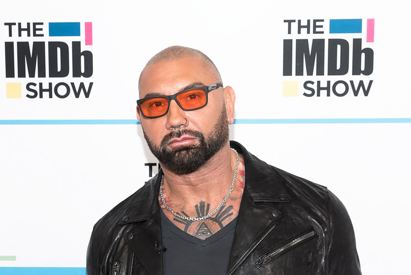 Dave Bautista to Star in Sci-Fi Adventure Universe's Most Wanted
