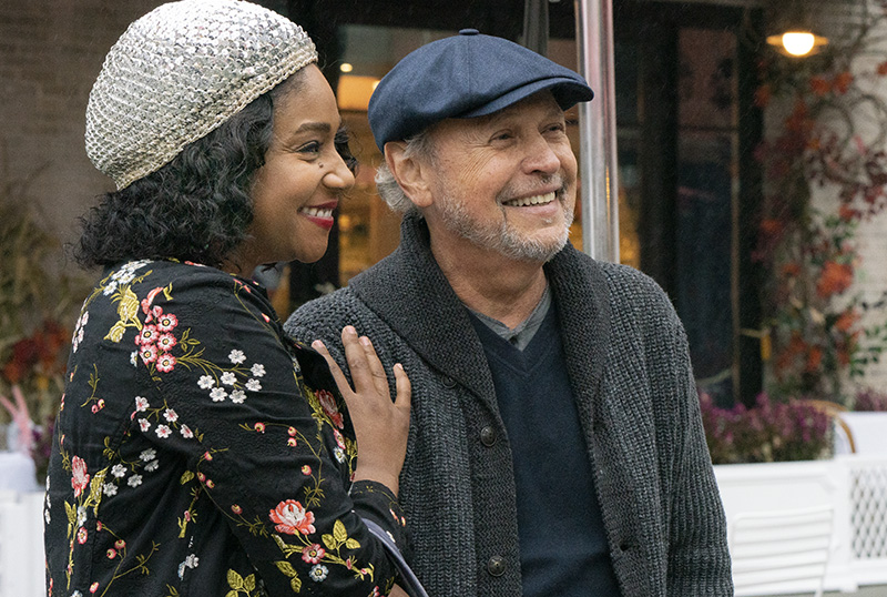 Sony Acquires Billy Crystal's Here Today, Sets May Release Date