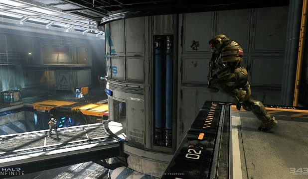 Halo Infinite Announces Full Cross-Play Between PC and Xbox