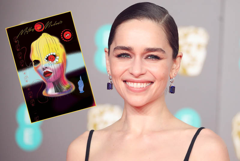 Emilia Clarke-Penned Comic M.O.M.: Mother of Madness Revealed