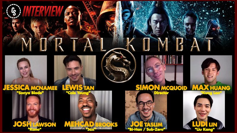 CS Video: The Cast Gives Us Their Mortal Kombat Movie Pairing!
