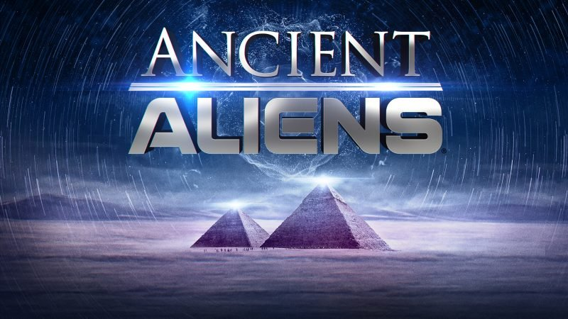 Legendary to Develop Film Adaptation of History's Ancient Aliens Series
