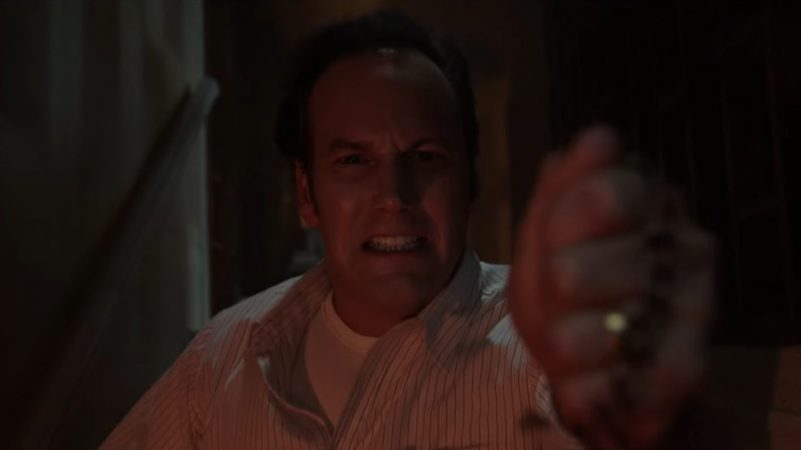 the conjuring devil made me do it clip