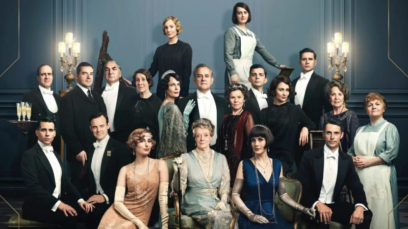 Downton Abbey 2 Sets Release Date and New Cast Members