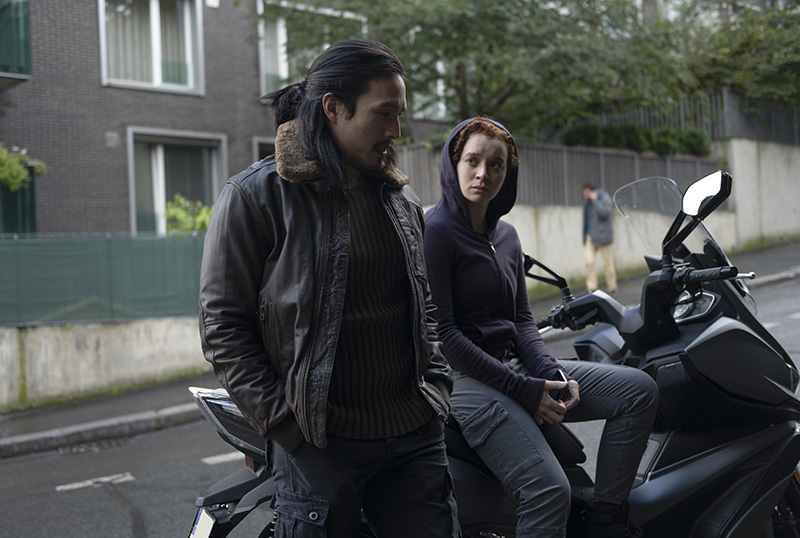 CS Interview: The Falcon and The Winter Soldier Star Erin Kellyman