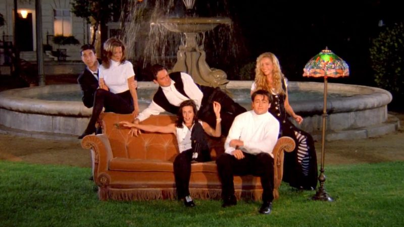 HBO Max's Friends Reunion Special Wraps Filming!