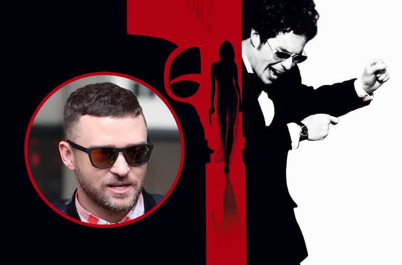 Justin Timberlake to Star in Confessions of a Dangerous Mind Series