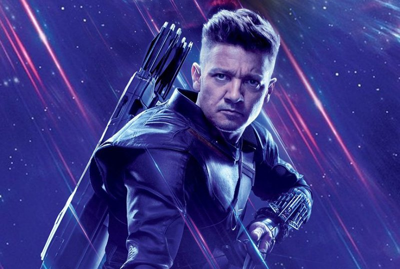 Jeremy Renner Reveals Hawkeye Has Wrapped Production
