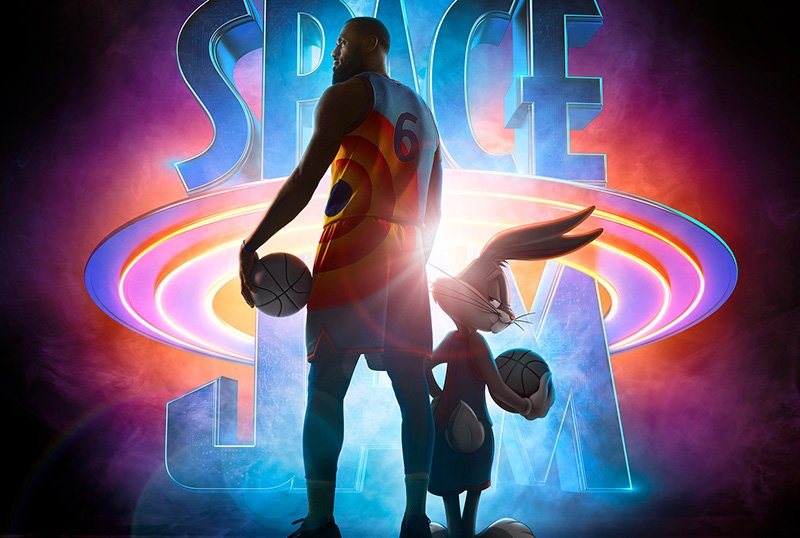 New Space Jam: A New Legacy Poster Dropped Ahead of Trailer!