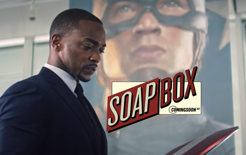 CS Soapbox: Where's Steve Rogers in The Falcon and the Winter Soldier?
