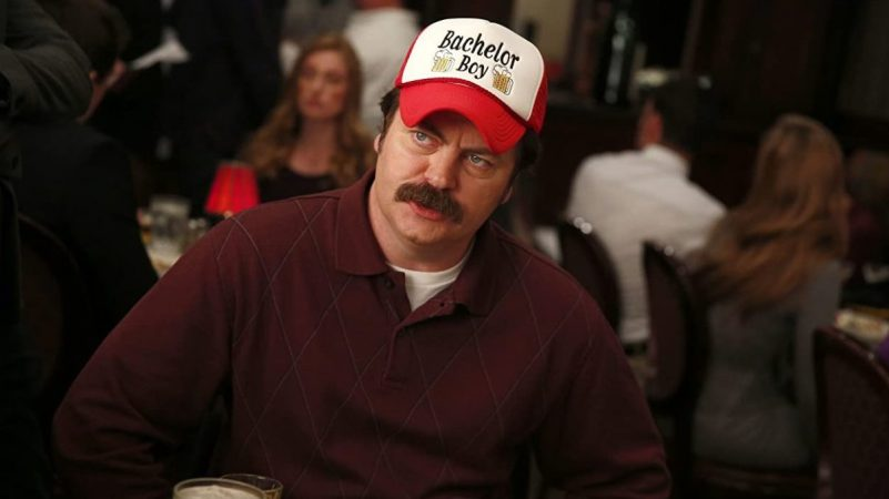 Nick Offerman Joins Hulu's Pam & Tommy Limited Series
