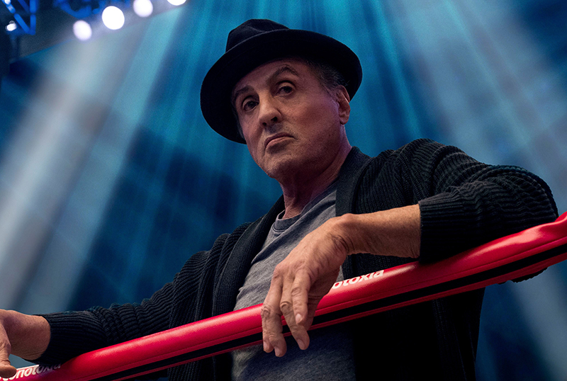 Sylvester Stallone Reveals Whether He'll Return for Creed III