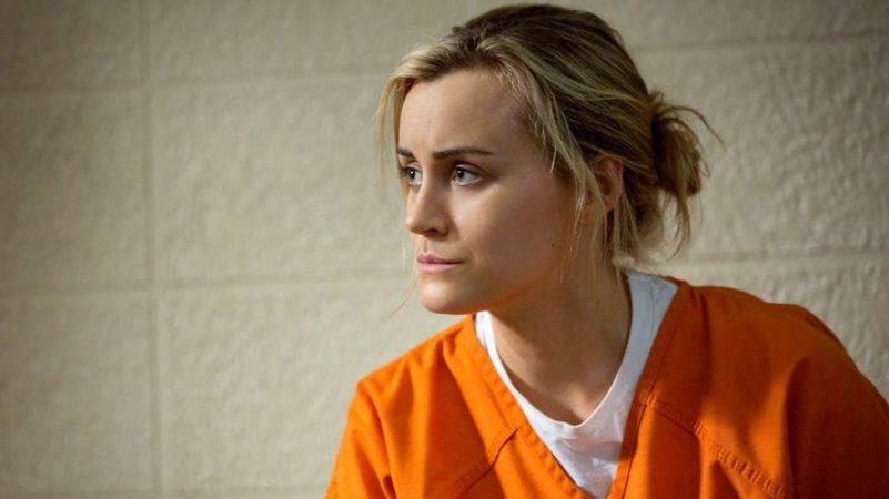 Taylor Schilling Joins Seth Rogen in Hulu's Pam & Tommy Miniseries