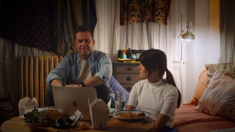 Together Together Trailer Starring Ed Helms and Patti Harrison
