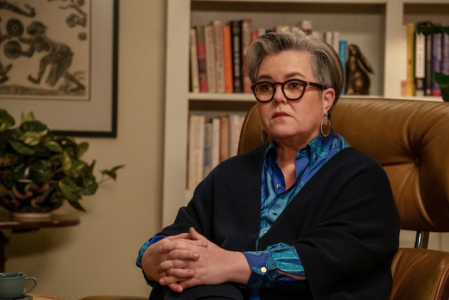 Rosie O'Donnell Run The World