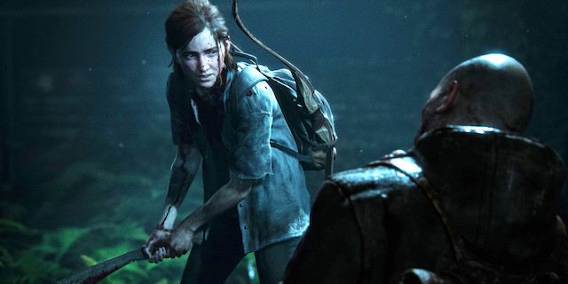 The Last Of Us Part II PS5