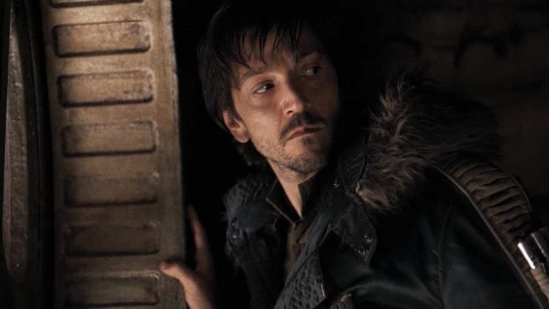 New Andor Set Photos Reveal First Look at Diego Luna's Return