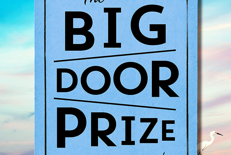 The Big Door Prize: Apple Orders Series Adaptation from David West Read