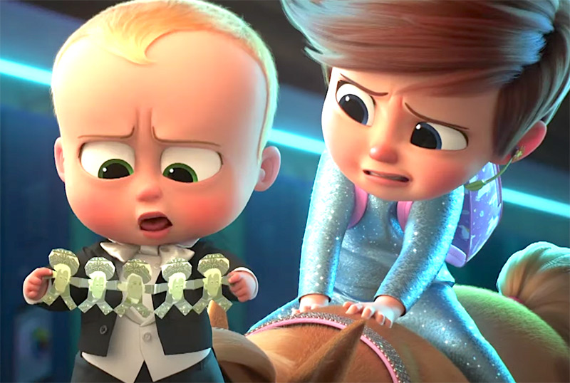 The Boss Baby: Family Business to Premiere on Peacock & In Theaters Simultaneously