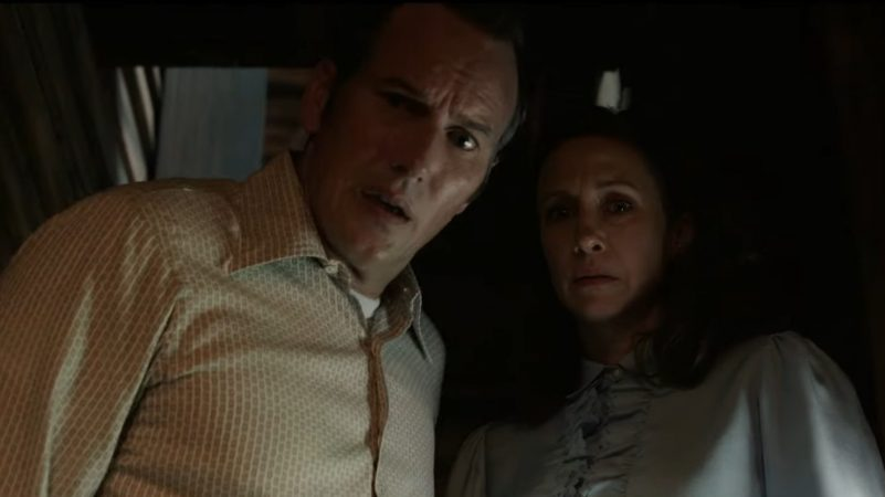 The Conjuring: The Devil Made Me Do It Featurette Teases a Detective Story