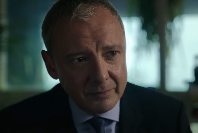 Exclusive Grace Clip From BritBox's New Mystery Series