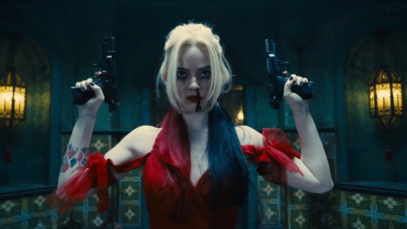 The Suicide Squad: James Gunn Teases Harley Quinn's Biggest Action Scene