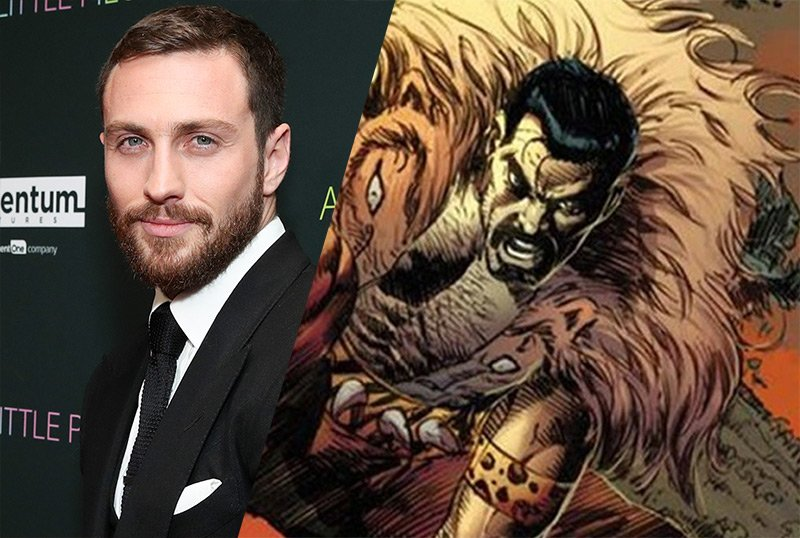 Kraven the Hunter: Aaron Taylor-Johnson to Play Spider-Man Villain in Solo Film