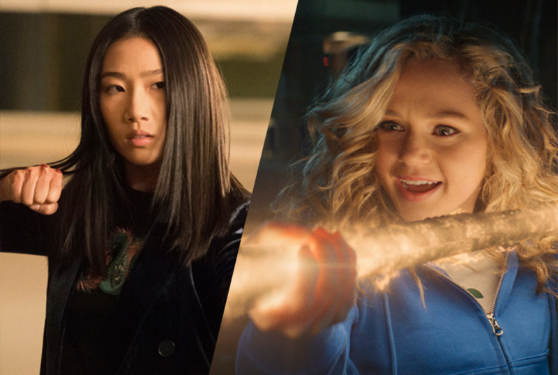 Kung Fu & Stargirl Have Both Been Renewed at The CW