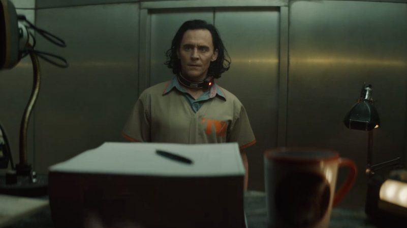New Loki Special Look: Tom Hiddleston is Burdened with Glorious Purpose