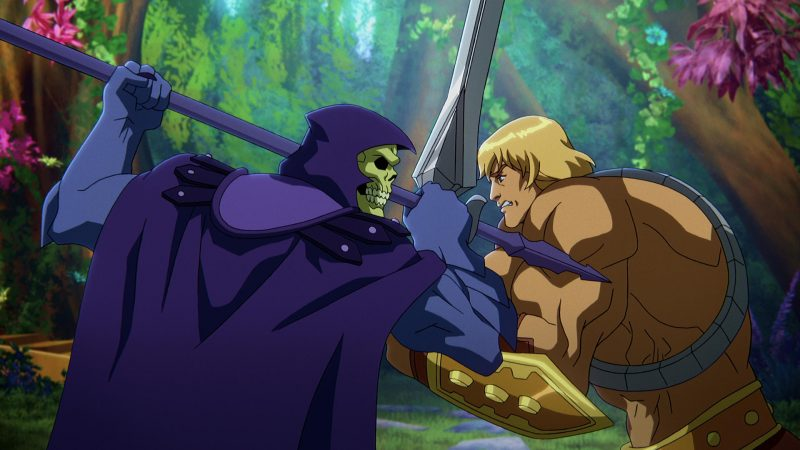 Netflix's Masters of the Universe: Revelation Gets First Photos & Release Date