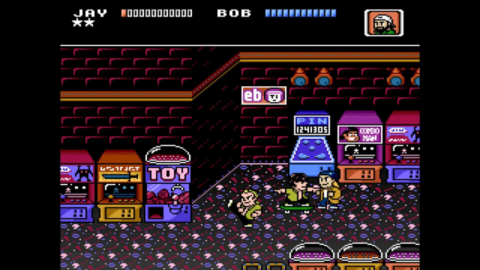 Jay and Silent Bob: Mall Brawl - Arcade Edition Review