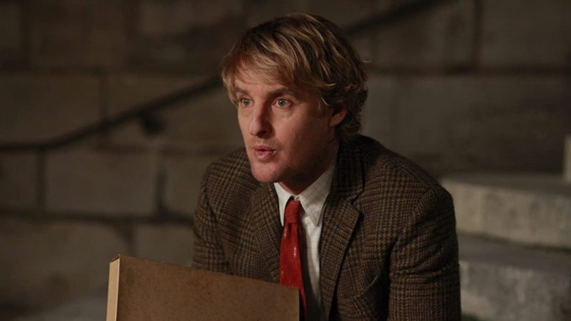 Owen Wilson to Star in Paramount's Action Pic Secret Headquarters