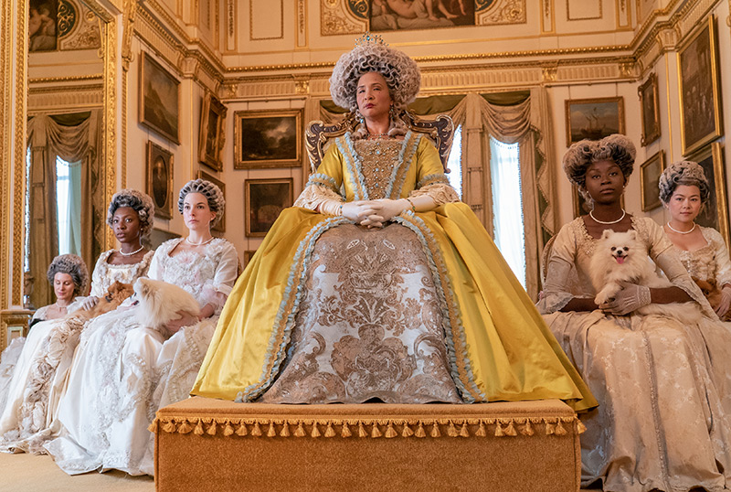 Bridgerton: Netflix Orders Limited Series Spinoff Focusing on Queen Charlotte