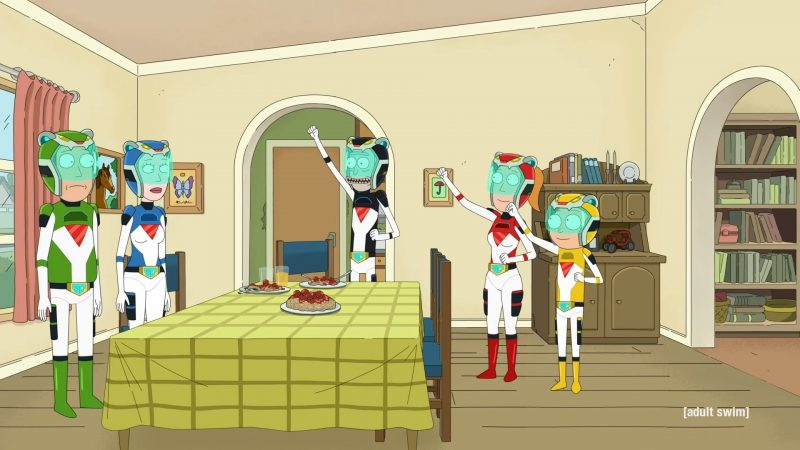 New Rick and Morty Season 5 Trailer Teases Voltron Episode