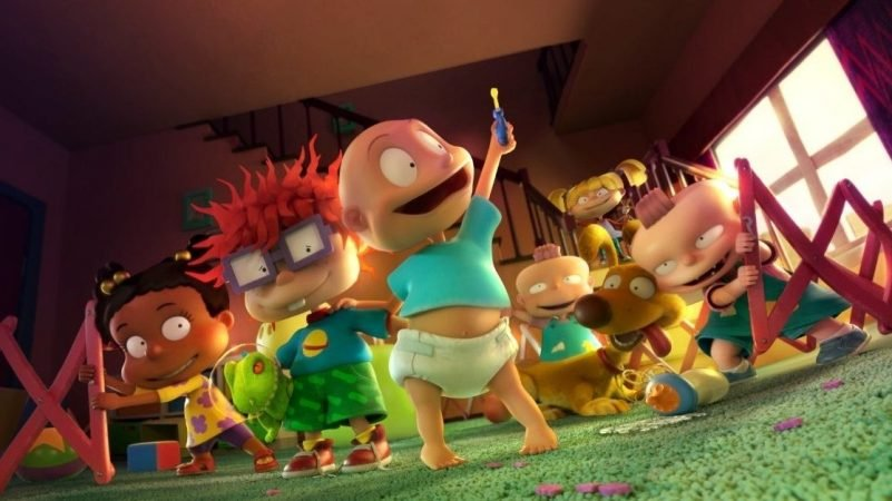Paramount+'s Rugrats Revival Sets May Premiere Date