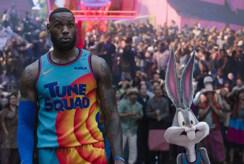 Space Jam: A New Legacy - Meet the Goon Squad in New Character Posters